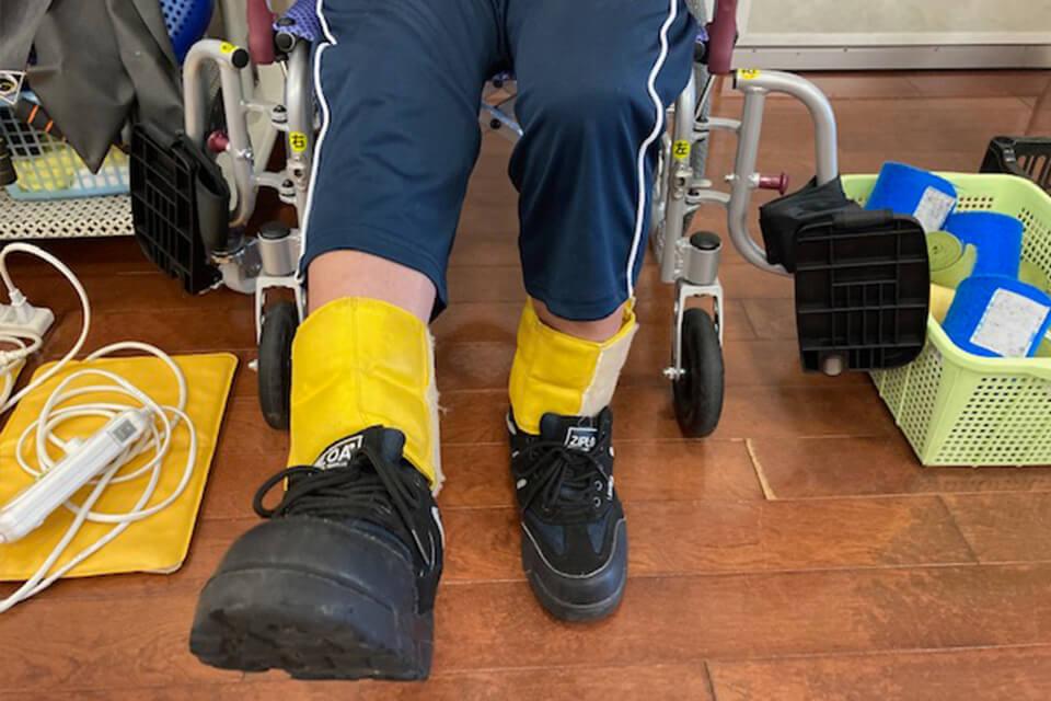 下肢筋力訓練